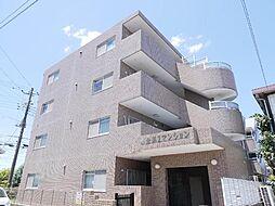 小倉第2マンション[3階]の外観
