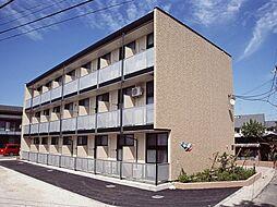 神奈川県川崎市高津区宇奈根の賃貸マンションの外観