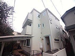 京王井の頭線 池ノ上駅 徒歩9分の賃貸アパート