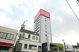 広島県広島市安佐南区古市2丁目の賃貸マンションの外観