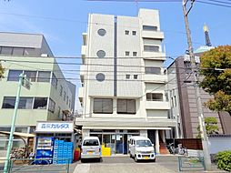 東京都大田区中央4丁目の賃貸マンションの外観