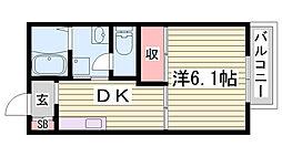 曽根駅 4.1万円