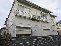 神奈川県川崎市麻生区百合丘2の賃貸アパートの外観