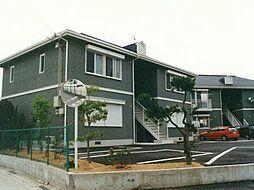 中村ハイツC[2階]の外観