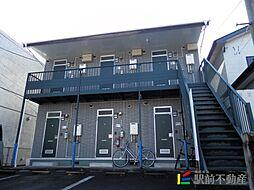 佐賀県佐賀市多布施4丁目の賃貸アパートの外観
