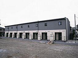 レオパレスクインスA[107号室]の外観