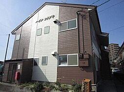 愛知県豊田市寿町7丁目の賃貸アパートの外観