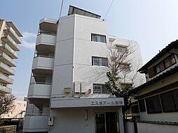 福岡県福岡市博多区那珂2丁目の賃貸マンションの外観