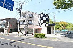 大阪府吹田市山田西2丁目の賃貸マンションの外観