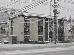 ルミエール東札幌[2階]の外観