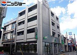 飯田ビル[4階]の外観