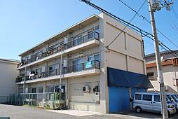 大阪府堺市西区浜寺船尾町西2丁の賃貸マンションの外観