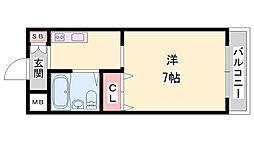 鵯越駅 2.3万円
