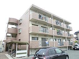 静岡県磐田市草崎の賃貸マンションの外観