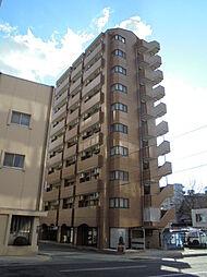 ライオンズマンション盛岡中央通[8階]の外観