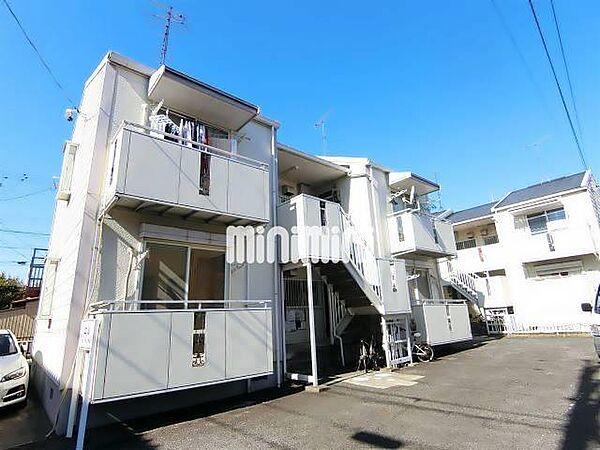 エルひょうたん山B棟 2階の賃貸【愛知県 / 名古屋市守山区】