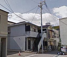 兵庫県神戸市中央区琴ノ緒町2丁目の賃貸アパートの外観