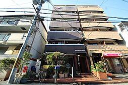 大阪府東大阪市菱屋西5丁目の賃貸マンションの外観