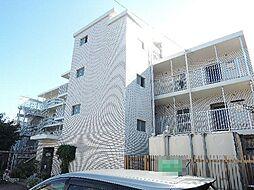 西新井サニーコーポ[4階]の外観