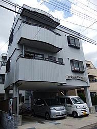 田中第3コーポ[2階]の外観