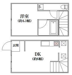 (仮称)戸坂くるめ木1丁目共同住宅[1階]の間取り
