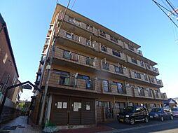 第2東マンション[305号室]の外観