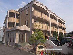 広島県福山市千代田町1の賃貸マンションの外観