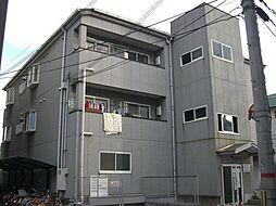 ビートル山本北D棟[3階]の外観
