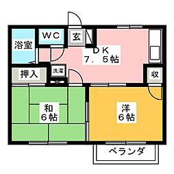 妙興寺駅 3.3万円