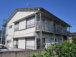 石坂コーポ[2階]の外観