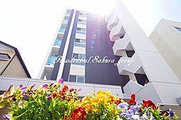 神奈川県平塚市代官町の賃貸マンションの外観