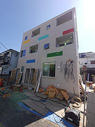 都営新宿線 曙橋駅 徒歩6分の賃貸アパート