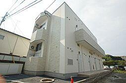 福岡県福岡市南区南大橋1丁目の賃貸アパートの外観