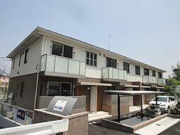 パーク・ボヌールC[2階]の外観