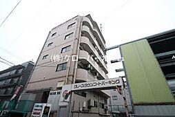 神奈川県相模原市南区東林間5丁目の賃貸マンションの外観