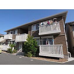 奈良県大和高田市礒野新町の賃貸アパートの外観