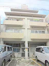新カシワギマンション[1階]の外観