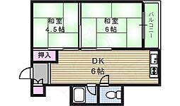 寺田町駅 4.7万円