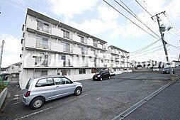 岡山県岡山市北区青江5丁目の賃貸マンションの外観