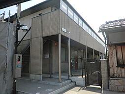 兵庫県尼崎市猪名寺1丁目の賃貸アパートの外観