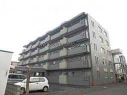 ビッグバーンズマンション東札幌III[205号室]の外観