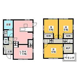 西焼津駅 9.5万円