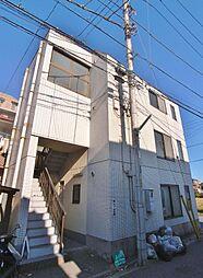 第二コーポ谷岡[3階]の外観