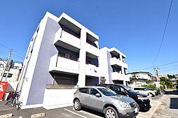 神奈川県海老名市国分南3丁目の賃貸マンションの外観