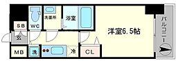 LC難波ノワール[13階]の間取り