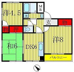 TSビル[4階]の間取り