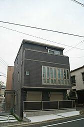 春の町 宮崎邸[1階]の外観