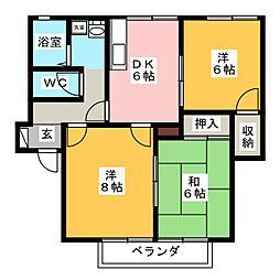御油駅 4.4万円