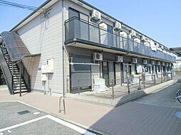 大阪府岸和田市下池田町3丁目の賃貸アパートの外観