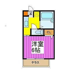 リムジン[2階]の間取り
